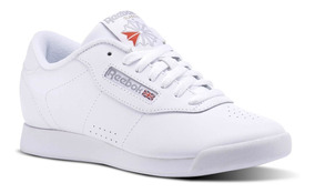 Tênis Reebok Princess Women Branco Original - Pronta Entrega