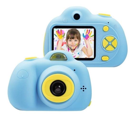 3 X Camera Fotográfica Digital Infantil - Kids Super Premium