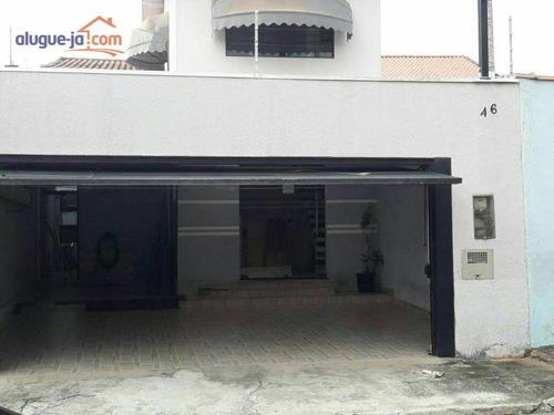 Imagem 1 de 8 de Salas Para Alugar, 60 M² Por R$ 1.200/mês - Jardim Marcondes - Jacareí/sp - Sa0878