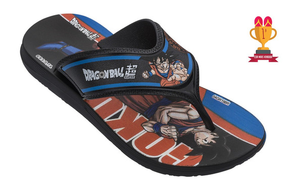 Chinelo Infantil Dragon Ball