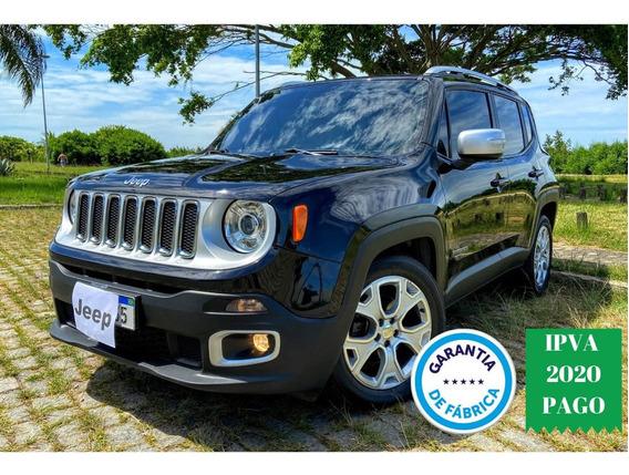 Jeep Renegate 1.8 Limited Automático