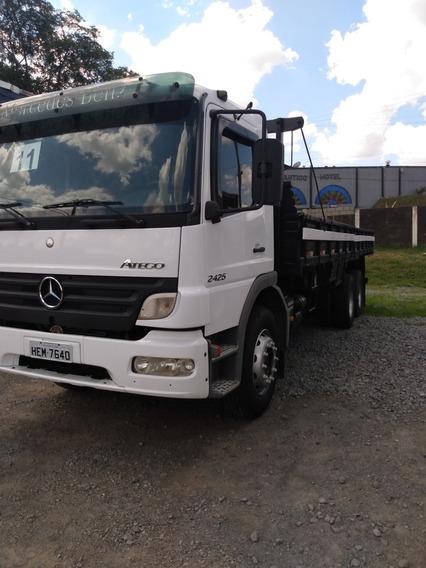 Mercedes-benz 2425 Carroceria 2011