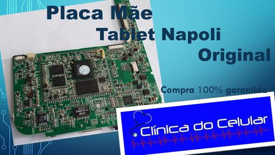 Placa Mãe Tablet Napoli 785tb Original ( Retirada De Peças)