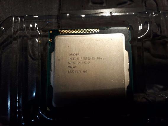 Processador Dual Core G620 Com Cooler E Socket 1155