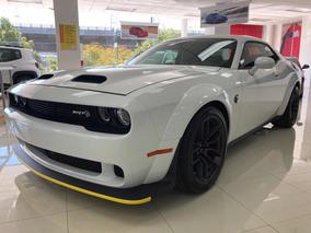 Dodge Challenger 6.2 Srt Hellc At 2019