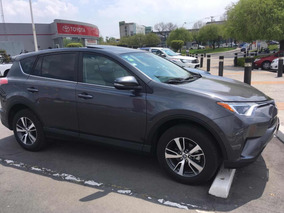 Toyota Rav4 2.5 Xle 4wd At 2018