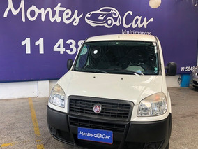 Fiat Doblo Cargo 1.4 Flex 4p - Montes Car