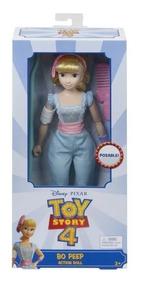Disney Pixar Toy Story 4 Betty Bo Peep Movimentos De Cinema