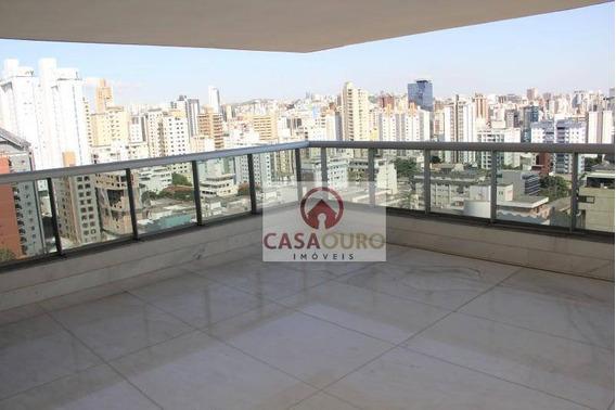 Apartamento Residencial À Venda, Funcionários, Belo Horizonte. - Ap0462