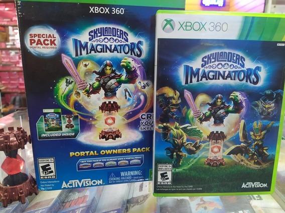 Skylanders Imaginators X360 - Portal Owners Pack (descrição)