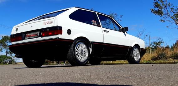 Vendo Raro Gol Gts Branco Quadrado 1989 Turbo Forjado