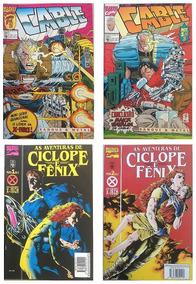 Mini-série X-men - Ciclope E Fênix - Cable (envio Incluído)