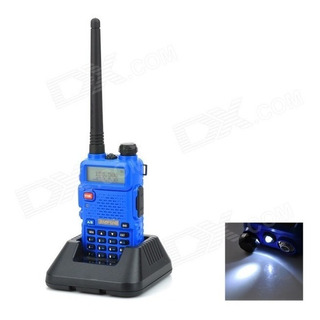 Baofeng Bf-uv5r 1.5 Band Dual 128-ch Walkie Talkie W / Torc