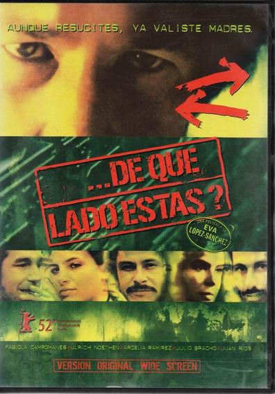 ¿ De Qué Lado Estás ? - Julio Bracho - Arcelia Ramírez - Dvd