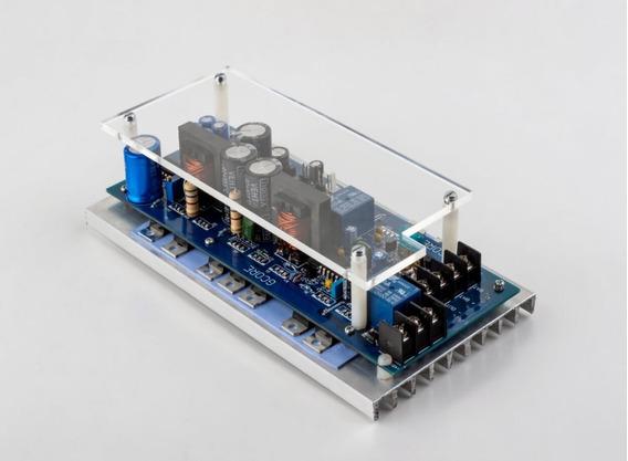 Ups 24v Gcore, Cargador 10 Amper Transferencia Auto Modelo D