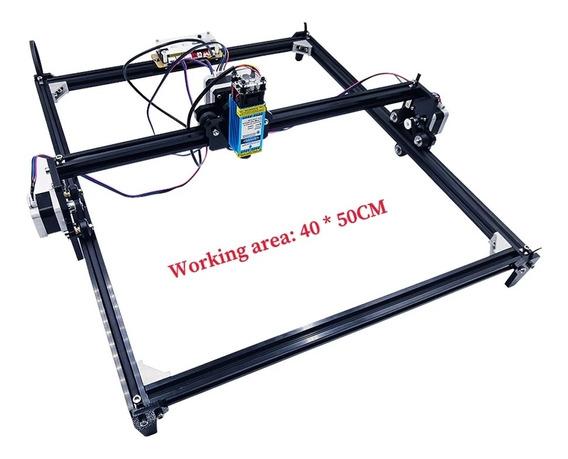 Cnc Grabador Laser 15w 40x50 Cm Área De Grabado Corte Mdf
