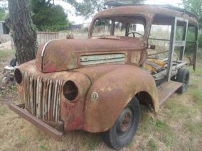 Ford Phantom Woody Wagon