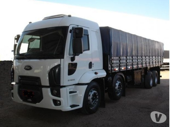 Ford Cargo 2428 Bitruck