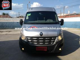 Van Renault Master Ano 2014 Excecutiva Linda Barato Ref 951