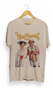 Camiseta Mary Poppins Filme 1964 B616