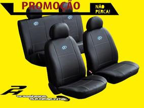 Capa Banco Carro 100%couro Gol G2 G3 G4 G5 G6 G7 -quadrado 7