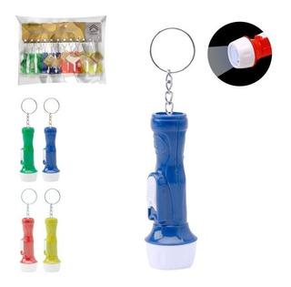 Mini Lanterna De Led Chaveiro Lembrancinha Para Festa 84un