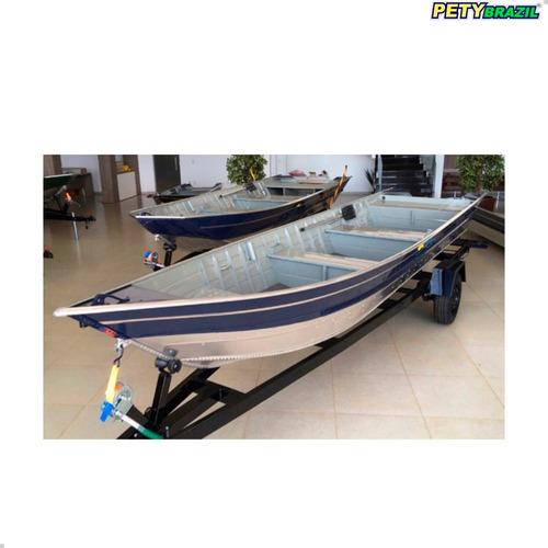 Barco Pety Brasil 600 S Pro