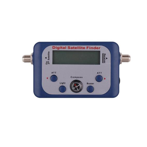 Digital Satfinder Sat Inventor Receptor Tv Satélite Invento
