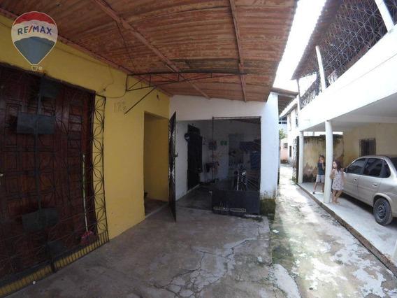 Apartamento Próximo Á Ótica Lins Da Av. A E Ao Batalhão Da Polícia Militar - Gd0001