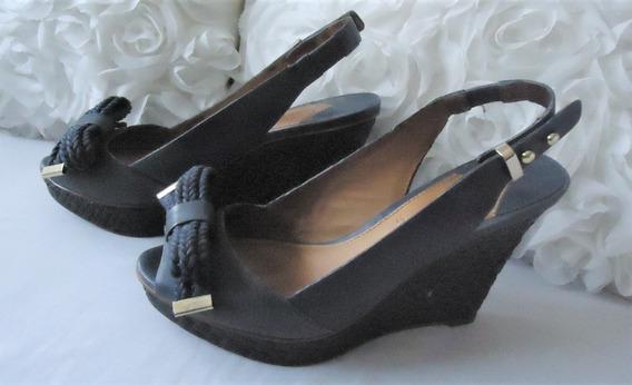 Zapatos Plataformas Uterque Talla 25 Mexico