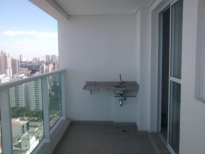 Apartamento Com 2 Dormitórios À Venda, 60 M² Por R$ 540.000 - Deseo Tatuapé - São Paulo/sp - Ap0492
