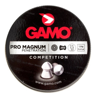 Balines Gamo Pro Magnum 5.5 X250 - Caza Aire Comprimido Co2
