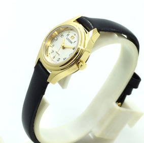 D)relógio Cidadão Citizen Banho A Ouro Frete Grátis Promoção