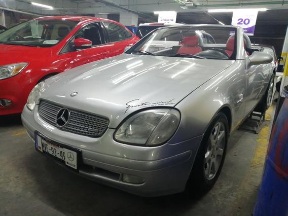 Mercedes-benz Slk Kompressor 98 Lu*