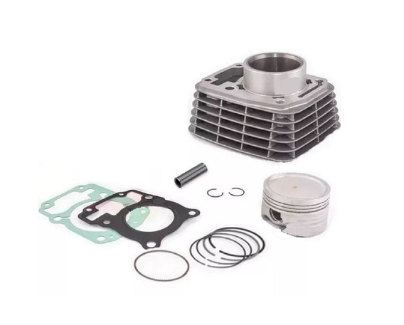 Kit Cilindro/pistão/anéis/junta Completo Titan 150/bros 150
