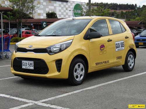 Kia Picanto Grand Eko Taxi Lx Mt 1.0cc