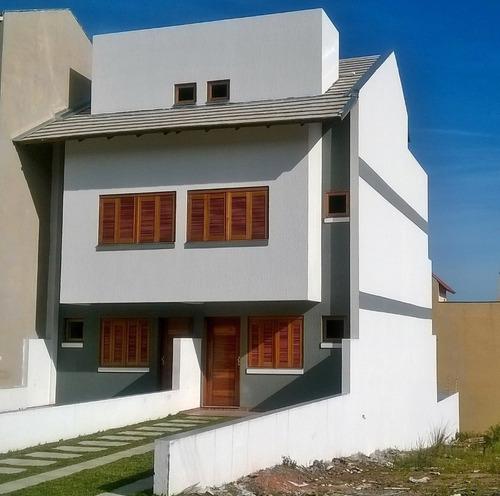 Casa Em Guarujá Com 2 Dormitórios - Vz2869