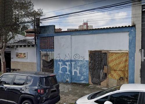Terreno À Venda, 469 M² Por R$ 1.150.000,00 - Vila Nova Manchester - São Paulo/sp - Te0480
