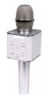 Micrófono Karaoke Bluetooth Inalámbrico + Parlante + Estuche