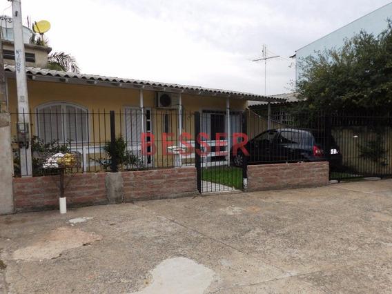 Casa Residencial De 2 Dormitorios Em Sapucaia - V-515