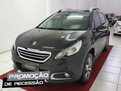 Peugeot 2008 2016 1.6 Griffe Automática - Abaixo Da Fipe