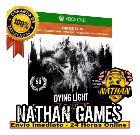 Dying Light Deluxe Editon - Xbox One + Brinde