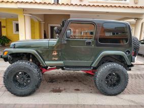 Jeep Wrangler Sahara Estandar