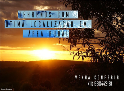 L. Terrenos Boa Localização, 600m Por 22000