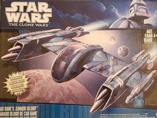 Star Wars The Clone Wars Xanadu Blood Hasbro 2011