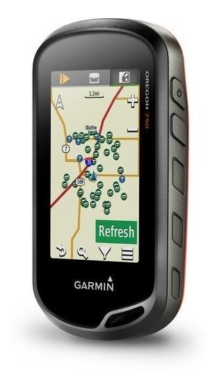 Gps Portátil Garmin Oregon 750 + Wifi Camera 8.0
