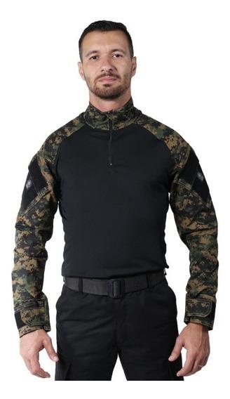 Combat Shirt Camuflado Marpat - Bélica