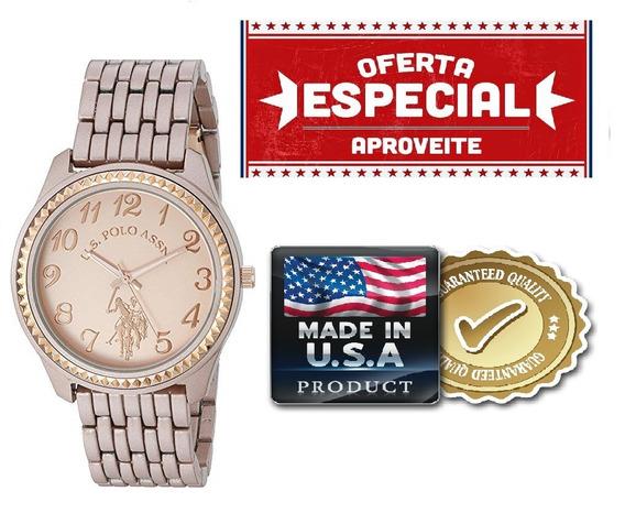 Relógio Feminino U.s Polo Assn. Original Usc40099