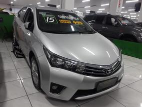 Toyota Corolla Gli 1.8 Automático Top De Linha !!