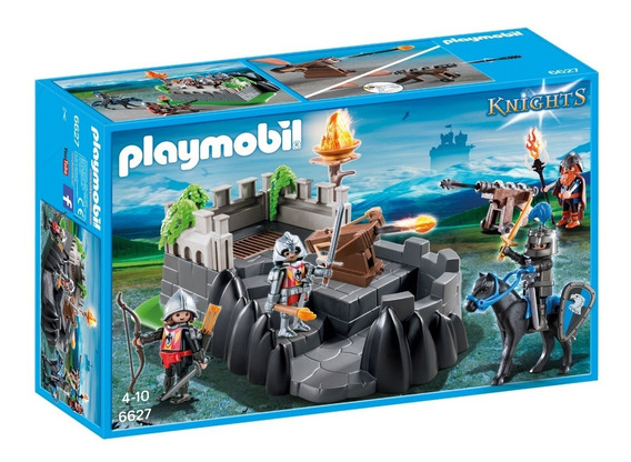 Playmobil 6627 Fortaleza Dragon